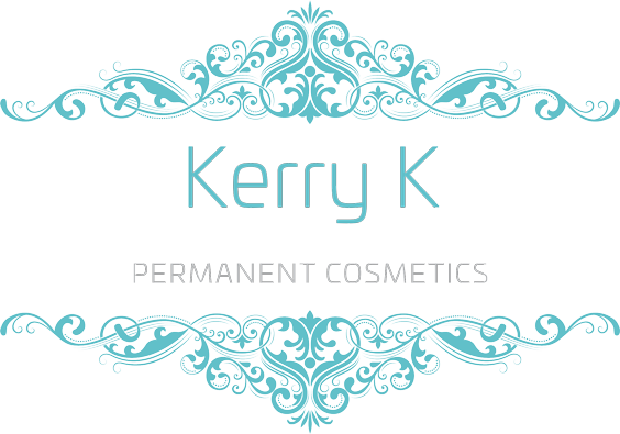 Kerry K permanent cosmetics logo